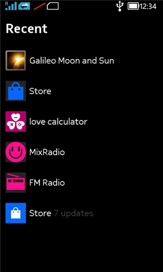 Nokia X Preview Screenshot 3