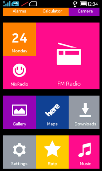 Nokia X Preview Screenshot 5