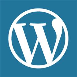 wordpress icon wp