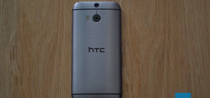HTC One M8 Metallgrey