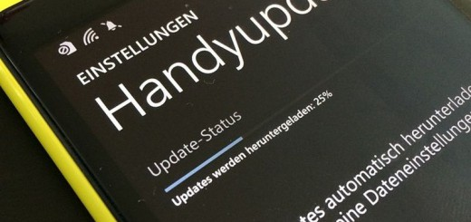Service und Wartung Update Windows 10 Mobile Preview