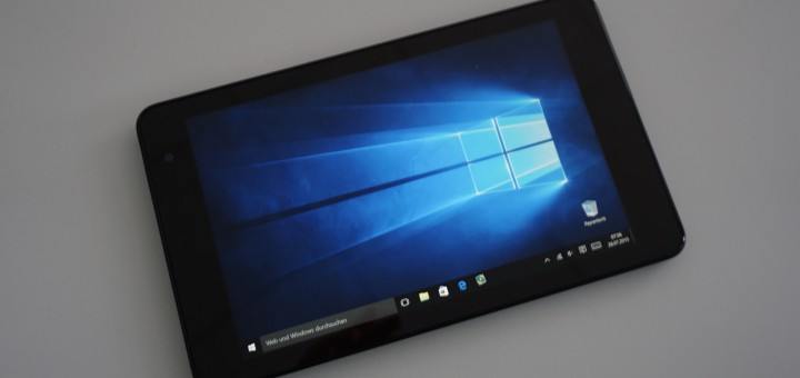 Dell Venue Pro 8 Windows 10