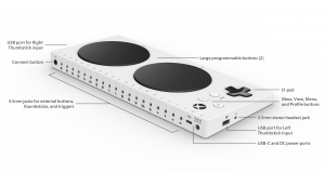 Xbox Adaptive Controller Back Inklusion Gaming