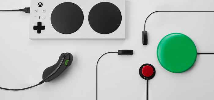 Xbox Adaptive Controller Inklusion gaming