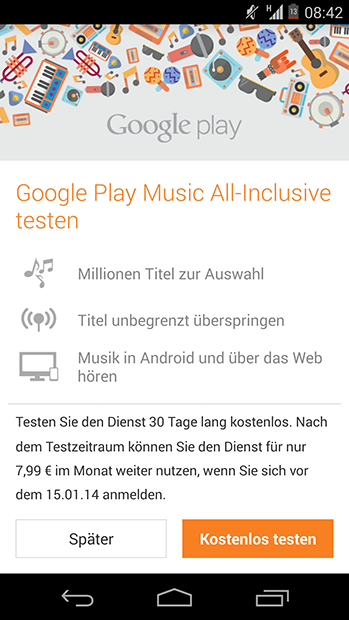 Google All-inclusive